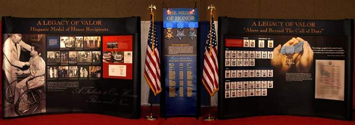 Legacy of Valor Display