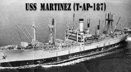 USNS Private Joe P. Martinez (T-AP-187)